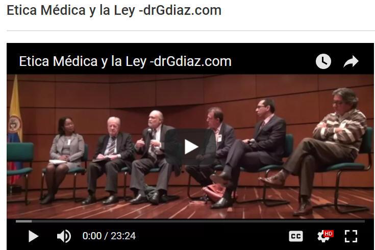 Etica Médica y la Ley